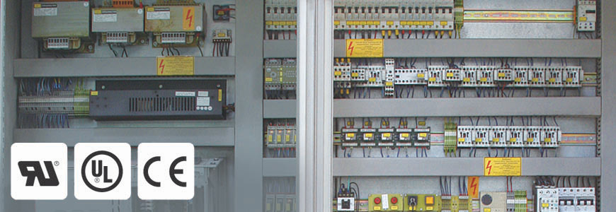 Application - Control Panels
